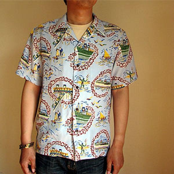 画像1: アロハシャツ (1)