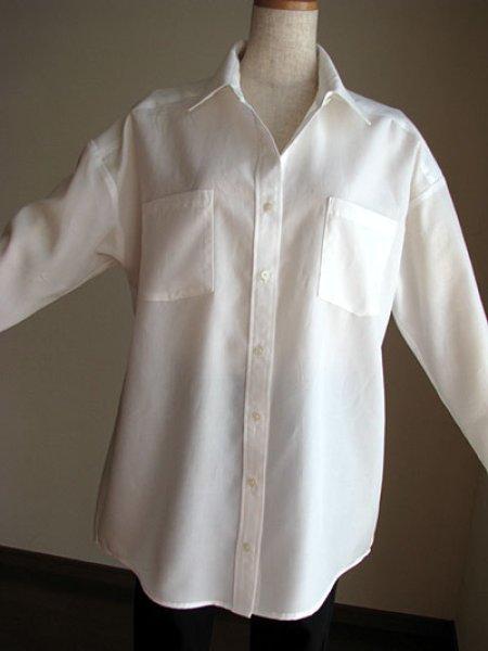 画像1: ルーズフィットシャツ (1)