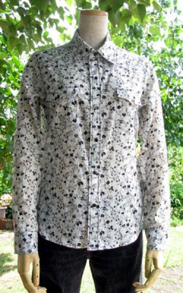 画像1: レディースウエスタンシャツ (1)
