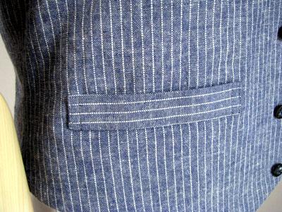 ポケット口布